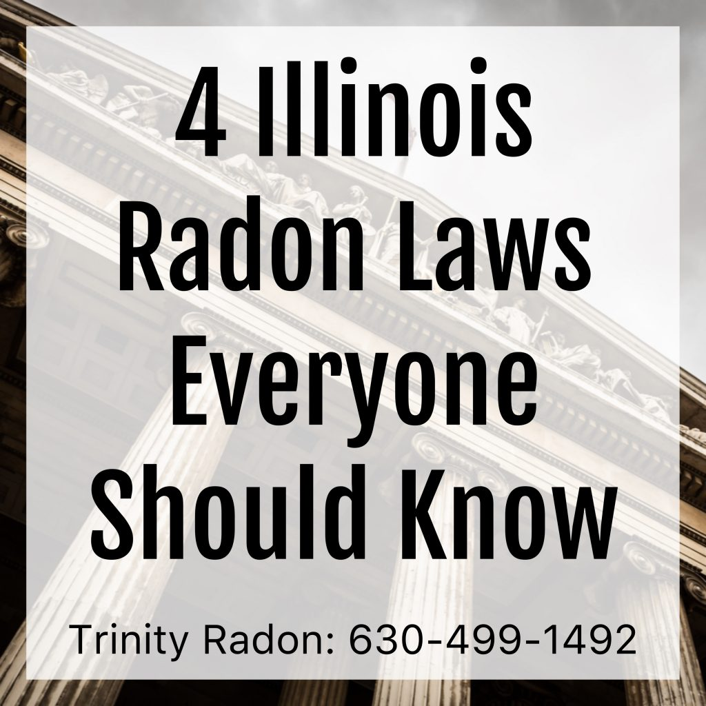 Illinois Radon Laws