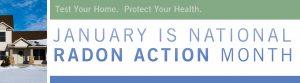 Radon Action Month