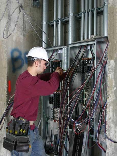 Oswego electrician